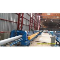 Wholesale Round Down Pipe Roll Forming Machine 40GP Container Integrated Adjustment from china suppliers