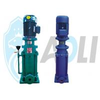 Wholesale Thin Vertical Multistage Centrifugal Pump Water Booster Pump for Industrial from china suppliers