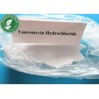 Wholesale GMP Standard Vancomycin Hydrochloride Pharmaceutical material CAS 1404-93-9 from china suppliers