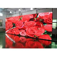 Wholesale Full Color Electronic LED Sign Display HD P4 Indoor Advertising LED Video Walls Customized Size Front Service from china suppliers