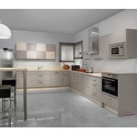 Wholesale European design ready made kitchen cabinet from china suppliers