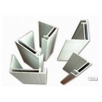 Wholesale Solar Panel Aluminium Frame Electrophoresis Extruded Aluminum Profiles T4 / T5 / T6 from china suppliers