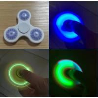 Wholesale Shinny LED Hand Spinner With 608RS Bearing Fidget Light Hand Spinner Toys from china suppliers