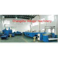 Wholesale Wadding Automatic Industrial Mattress Manufacturing Equipment With Single Cylinder from china suppliers