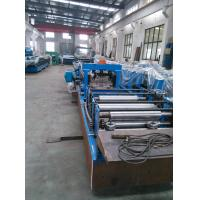 Wholesale Interchange Roll Forming Machine , C Z Purlin Production Line For Steel Strip from china suppliers