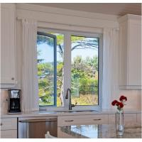 Quality Europea hot sales casement inward opening casement window made in china for sale