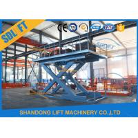 Wholesale 2018 Hot Sales car lifts for home garages hydraulic scissor car lift with CE from china suppliers