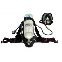 Quality Carbon / Steel Composite Cylinder Self-contained Breathing Apparatus 5L & 6L & 6.8L SCBA for sale