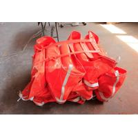 Wholesale Solid Float PVC Oil Containment Boom for Sea Environment Protection from china suppliers