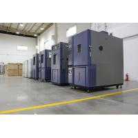 Wholesale Rapid Tem Change Rate High and Low Temperature Test Chamber for Electric Products from china suppliers