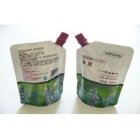 Quality Resuable Laminated Material Spout Pouch Packaging Food Grade Moisure Proof for sale