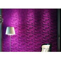 Wholesale Embossed Wall Art PVC Eco Friendly Wallpaper Waterproof 3D Wall Panel for Home Wall from china suppliers