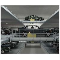Buy cheap Hydraulic Drive Automatic Garage Car Stacking System Smart Car Parking System Project from wholesalers