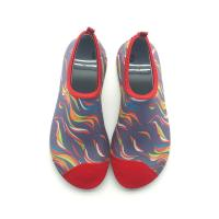 Wholesale Colorful Soft Aqua Socks Water Skin Shoes Quick Dry Customized Printing from china suppliers