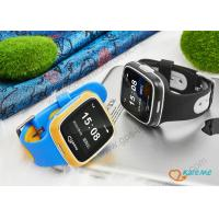 Wholesale Children Elderly GPS Watch Tracking Device Locator With Nano Waterproof from china suppliers