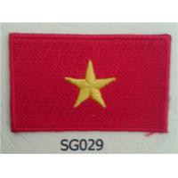 Wholesale Vietnam Flag Patch Badge from china suppliers