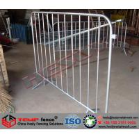 Buy cheap Crowd Control Fencing|China Crowd Control Barriers from wholesalers