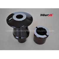 Wholesale Brown Color Transformer Bushing Insulator With DIN Standard 42539 from china suppliers