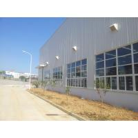 Costomized design professional shed  building construction prefabricated structure steel warehouse