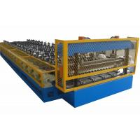 Buy cheap Passive / Hydraul Single or Double Uncoiler Metal Corrugated Roof Roll Forming Machine from wholesalers