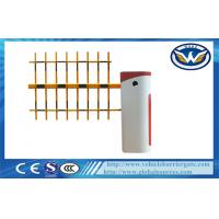 Wholesale 80W arm automatic barrier gate Operator With AC Reliable Electro Mechanical Drive from china suppliers