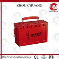 Quality Manufacture Safety Portable Safety Lockout Kit Station For Locks for sale