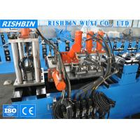 Wholesale Fly Saw Cutting Metal Structure Cold Roll Former Machine for Steel Fabricated Truss from china suppliers