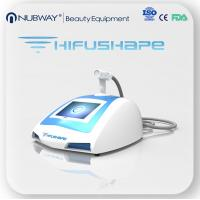 Wholesale Professional portable hifu ultrasound weight loss treatment alternatives to liposuction from china suppliers