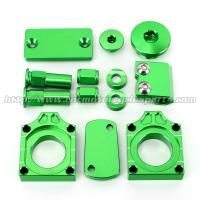 Wholesale Kawasaki KXF 250 Parts With Oil Filler Cap And Brake Line Clamps from china suppliers