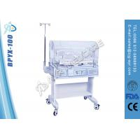 Wholesale Low Noise Basic Equipment Baby Infant Incubator With Visual And Audible Alarm from china suppliers