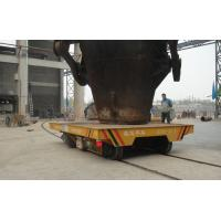 Wholesale Hot selling high quality steel mill using ladle transfer wagon on rail transfer wagon from china suppliers