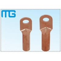 Wholesale Connecting Terminals Cable Terminal Lugs , DT Crimping Types Copper Crimp Lugs from china suppliers