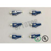 Wholesale LC UPC or APC Polish Low PDL Fiber Optical Attenuator Low back refection , insertion loss from china suppliers