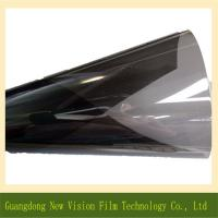 Wholesale Best quality plastic gray solar film car window tint film in 1.52*30m from china suppliers