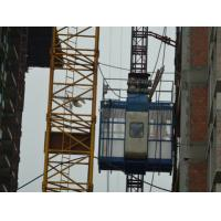 Quality 650*650*1508 mm Construction elevator / hoist / lifter speed in 0 - 90 m/s for sale