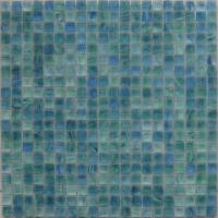 Wholesale 23x23 Swimming Pool Glass Mosaic Tiles For Hotel Walls Floors, Strong Adhesive from china suppliers