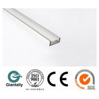 Wholesale 2014 Hot sale extruded aluminum led profile from factory from china suppliers