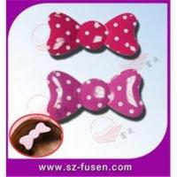 Wholesale Velcro Hair Rollers Candy Color Plastic Butterfly Hair Clips from china suppliers