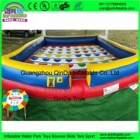 Wholesale kids sport games new square playing game mat large inflatable twister game for sale from china suppliers