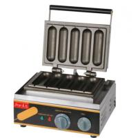 Wholesale Electric Hot Dog Waffle Machine For Snack Bar from china suppliers