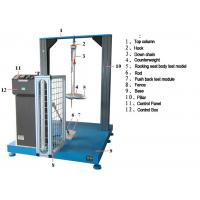 Wholesale High Standard Rocking Chair Fatigue Tester HD-F741 , 300~500mm Rocking Range from china suppliers