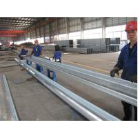 Wholesale Common-used C and Z Section Galvanised Steel Purlins For Fix Roof And Side Claddings from china suppliers