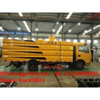 Buy cheap High quality and competitive price CLW brand cheapest dust cleaning sweeper truck for sale, road sweeper truck from wholesalers