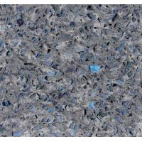 Wholesale Stone Cutting Artificial Quartz Jewelry Blue Abrasion Resistance Quartz Stone Slab from china suppliers