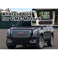 Wholesale Android 5.1 Car Navigation Box Video Interface Box WIFI BT For GMC Motors Sierra Yukon Etc from china suppliers