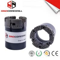 Quality UMX Stage 2 Stage 3 Diamond Impregnated Drill Bits / Diamond Core Bit for sale