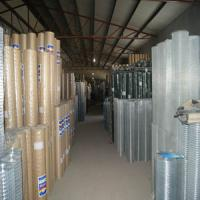 Buy cheap Galvanized Iron Welded Wire Mesh Roll or Panel from wholesalers