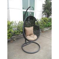 Wholesale Comfortable Leisure Cane / Rattan Swing Chair For Living Room from china suppliers