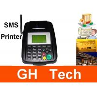 Wholesale Mini Mobile Wireless GSM SIM Thermal Order Priner , Portable Air Printer from china suppliers