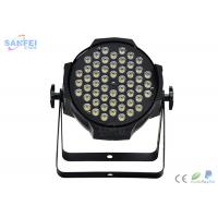 Wholesale Alloy Material Led Par 64 Lights / Professional Stage Lighting Wash Effect from china suppliers